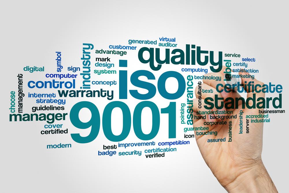 Qualità ISO 9001 Parma